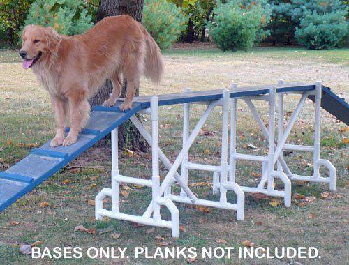 36 inch Dog Walk Base Kit