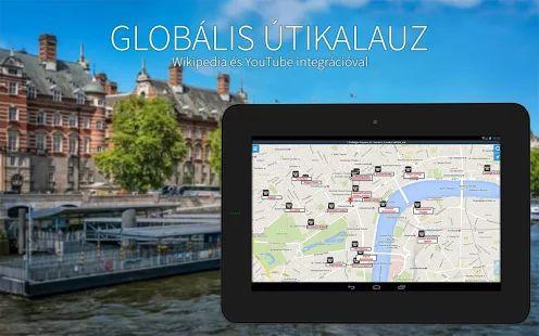 Térképek és navigáció – képernyőfelvétel indexképe