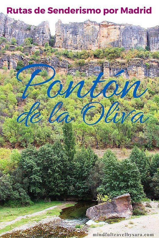 Senderismo Madrid Ponton de la Oliva http://www.mindfultravelbysara.com/2015/09/ponton-de-la-oliva-rutas-senderismo-madrid.html