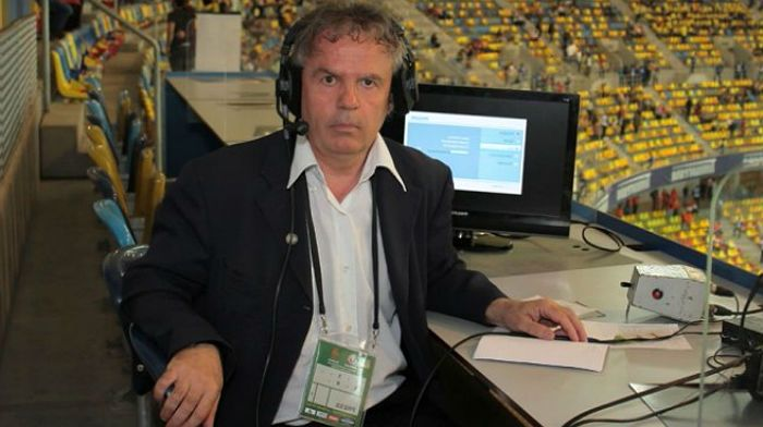 RRA Sports Commentator Ilie Dobre in the HALL OF FAME - News in English -    Radio România Actualităţi Online