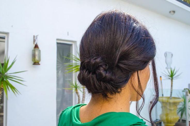 Fishtail Flip - Editorial / Fashion / Wedding / Bridal hair styles