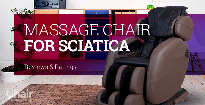 Do you suffer from sciatica? Check out our reviews of the best massage chairs for sciatica.
