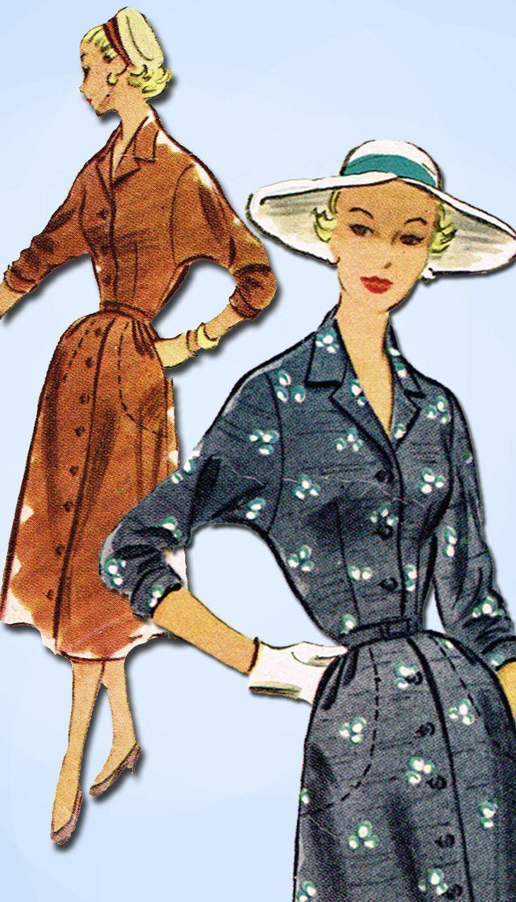 Dating vintage dress patterns