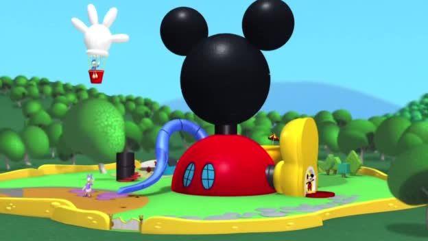 La casa de mickey mouse buscar con google samuel - Youtube casa mickey mouse ...