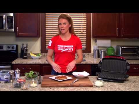 George Foreman Grills: Meals in Minutes - YouTube