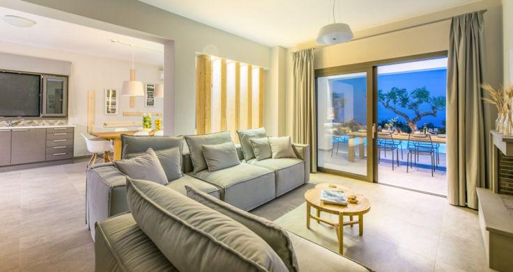 Luxury sea view Holiday villa in Corfu, Greece