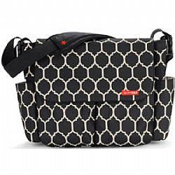 Τσάντα μαμάς Dash Onyx