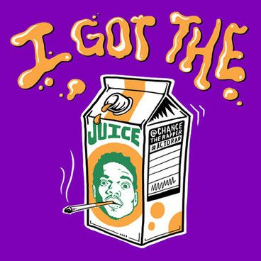 45. Chance the Rapper - I Got the Juice