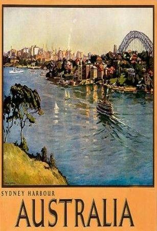 Sydney Harbour Australia.
