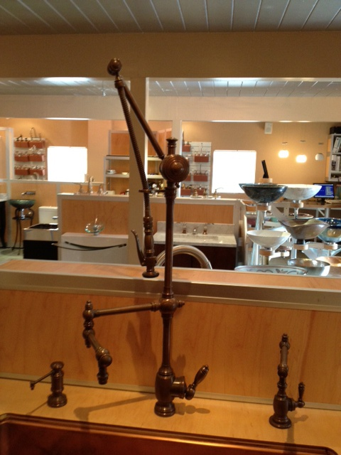 Traditional Gantry Faucet By Waterstone