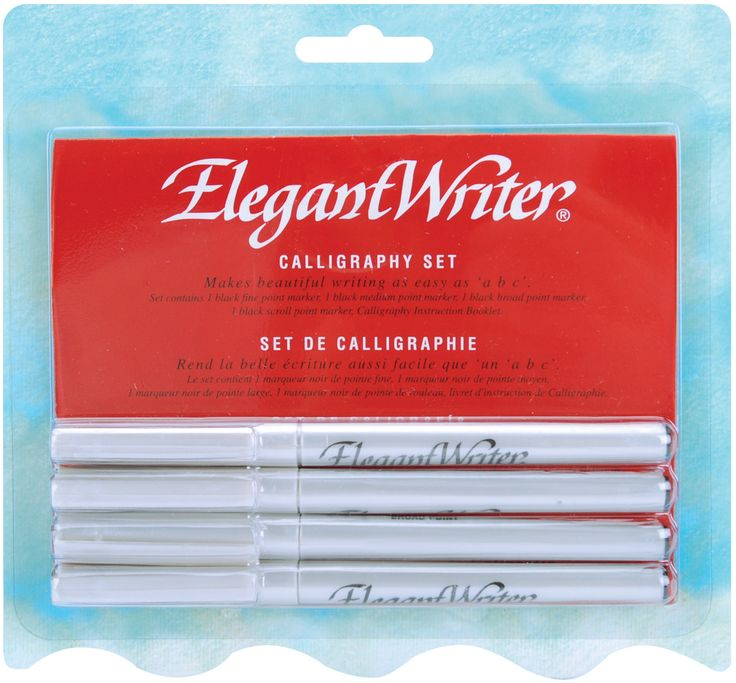 25 Best Ideas About Calligraphy Markers On Pinterest