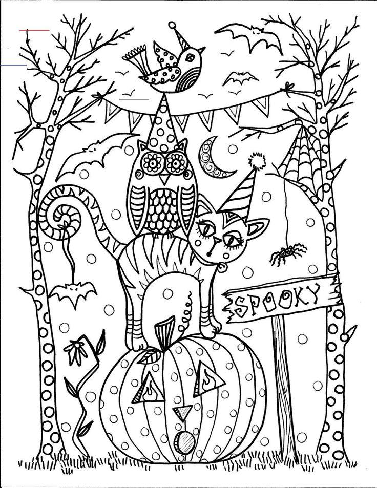 Halloween Coloriage livre plein de Halloween Coloriage Fun