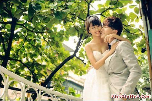 Quỳnh Anh Shyn chụp ảnh cưới hot boy Bê Trần - Tin tức giải trí 24H