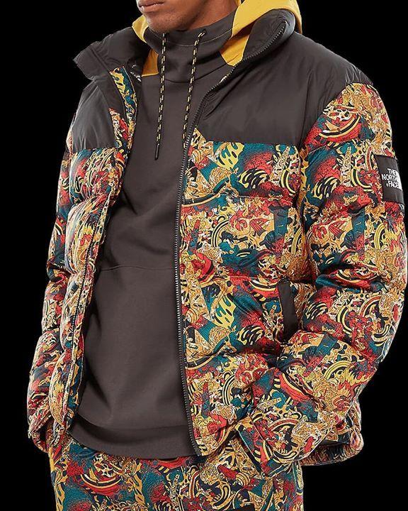 giacca north face giomod monsano