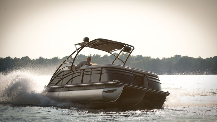 how to make a pontoon boat faster