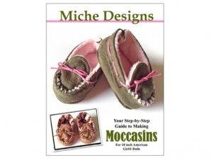 Miche Designs moccasin pattern