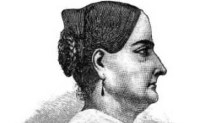 Doña Josefa Ortíz de Domínguez.