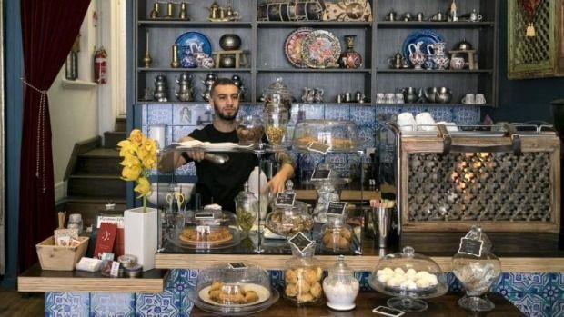 The. Turkish Tea House, Melbourne