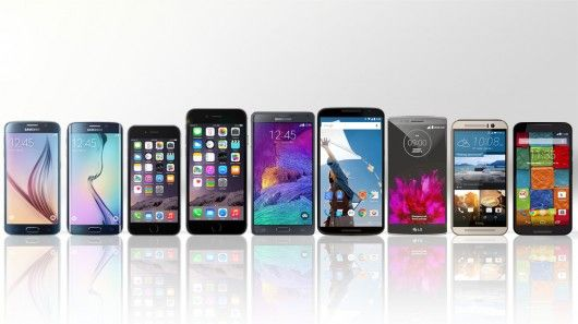 With the first round of 2015 flagship phones hitting store shelves, we thought this would be a good time to revisit our Smartphone Comparison Guide. Join us as we run down the features and specs of some of the top phones you can buy today.