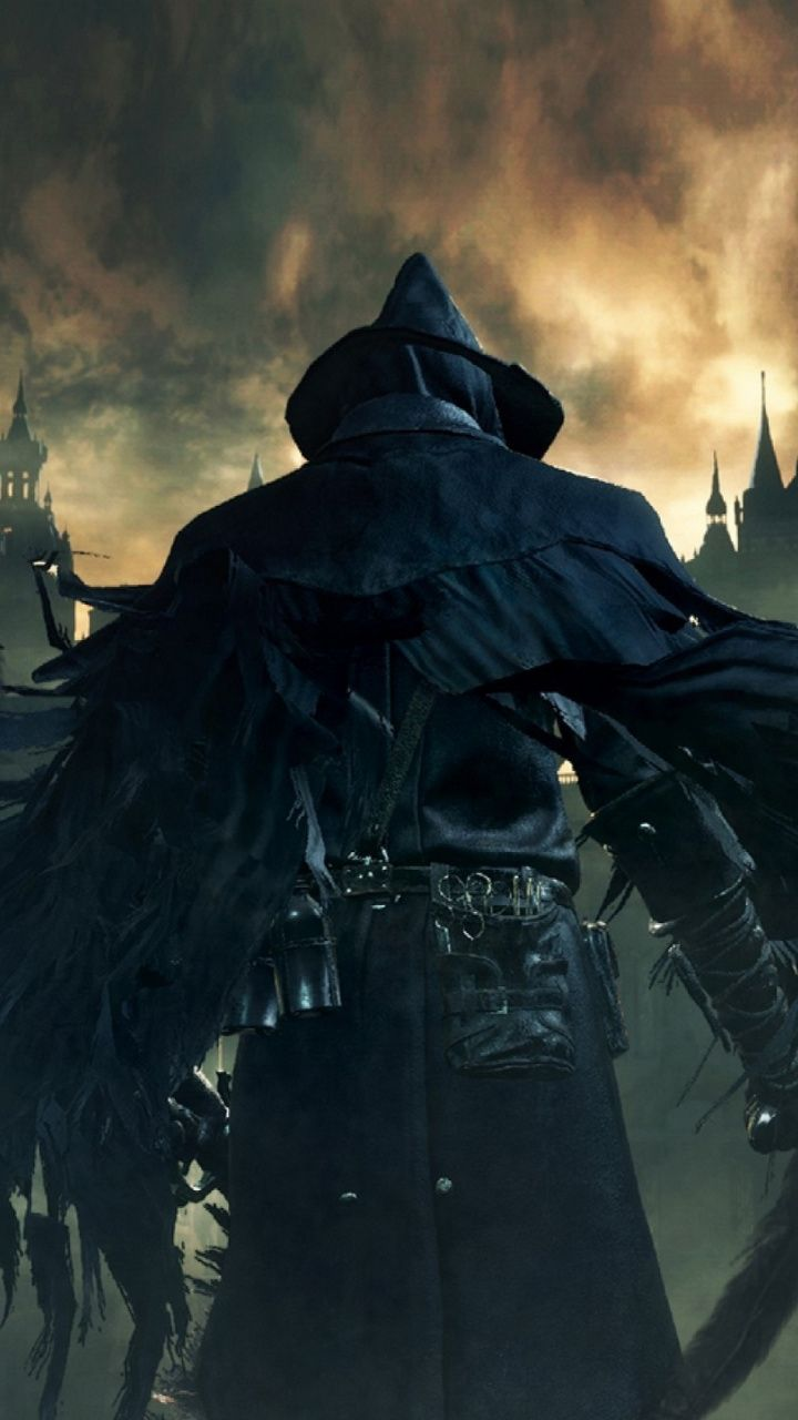 Eileen The Crow Computer Game Bloodborne Game 720x1280 Wallpaper Gaming Wallpapers 4k Gaming Wallpaper 4k Wallpaper For Mobile