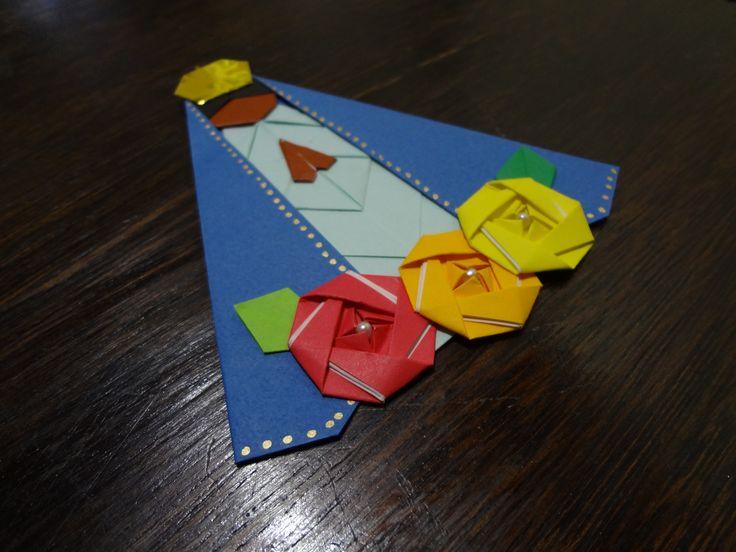 origami nossa senhora - Pesquisa Google