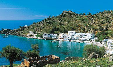 Kreta har børnevenlige strande og et hav af hyggelige restauranter. Se mere på www.bravotours.dk @Bravo Tours #BravoTours #Travel