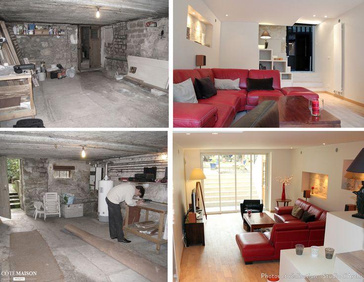 les 25 meilleures id es de la cat gorie sous sol avec plafond bas sur pinterest chambre. Black Bedroom Furniture Sets. Home Design Ideas
