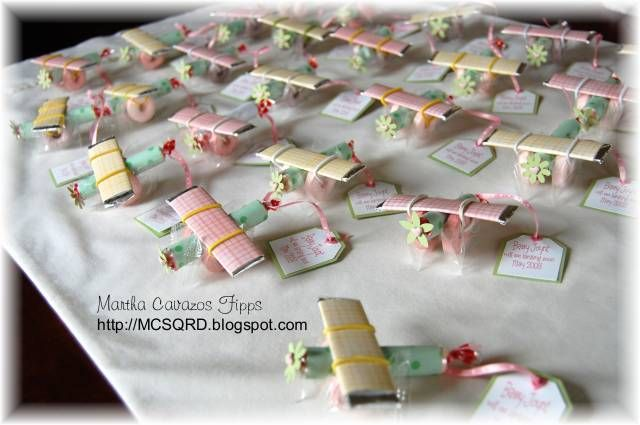 Airplane baby shower favor by mccfipps cards and paper for Baby shower paper crafts