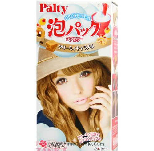 Dariya Palty Japan Hair Colour Dye Honey Brown Of 29