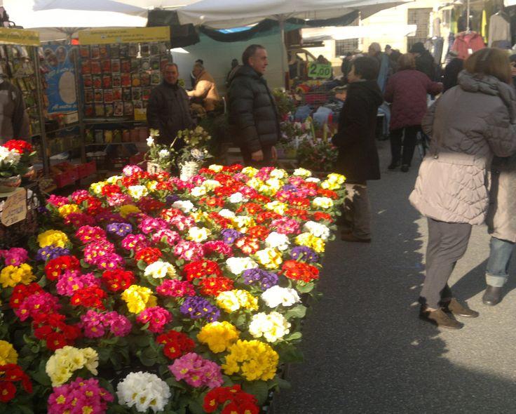 Bancarella fiori