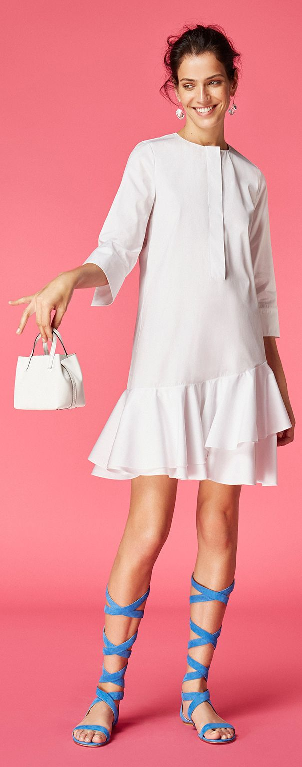 Carolina Herrera Women Ready To Wear 2017 Collection