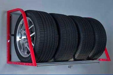 HyLoft Tire Loft Tire Storage Rack - Tire Storage - The Garage Store