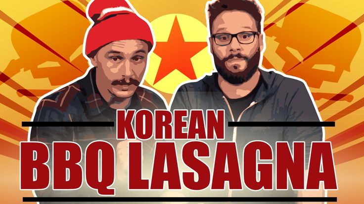 Seth Rogen and James Franco Take Over 'Epic Meal Time' to Cook Epic Korean Barbecue Lasagna