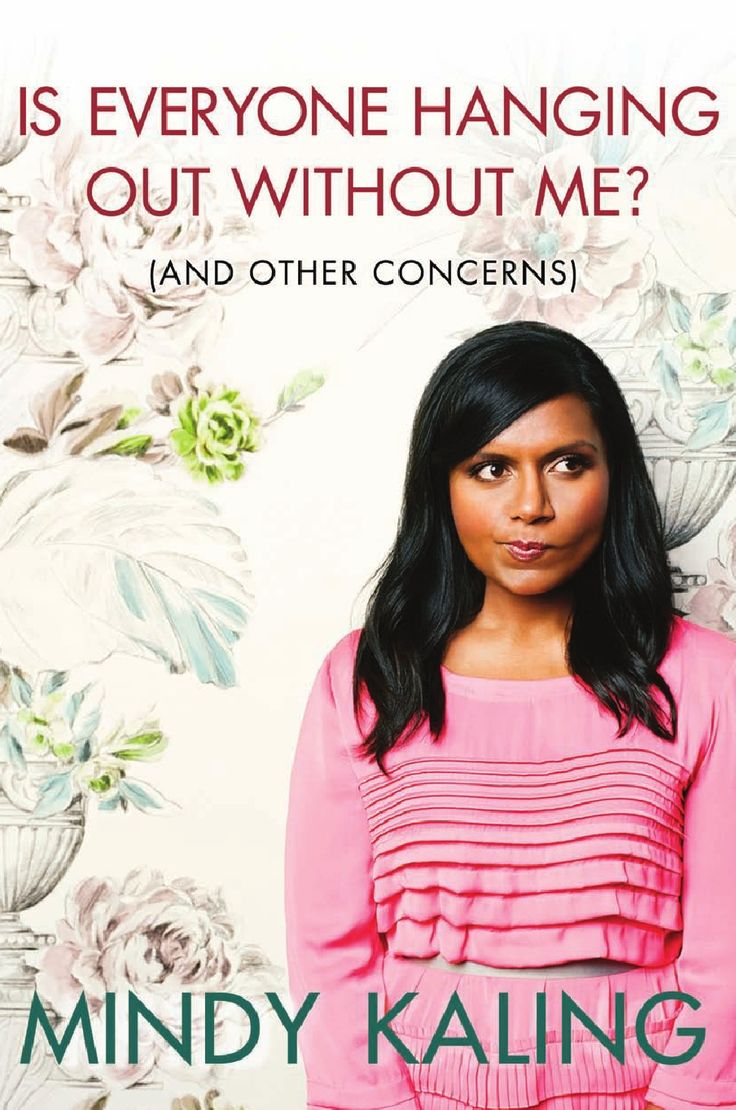 Read the excerpt... really funny stuff! :): Hanging, Worth Reading, Books Worth, Mindy And Forth, Reading List, Funny