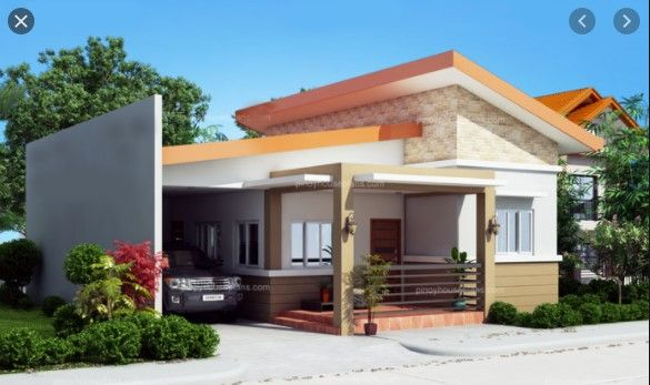 Simple 1 Storey House Design Simple House Design Cool House Designs One Storey House
