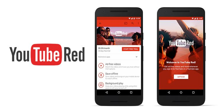 YouTube Red: $10 Per Month For Video With No Ads, Plus Streaming Music, Plus Original Content