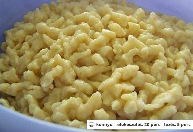 Galuska 2. - kukoricalisztes
