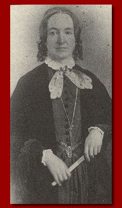 Elizabeth Packard was locked up in a state insane asylum in Illinois from 1860 - 1863 for disagreeing with her husband over religion, child rearing, family finances, and the issue of slavery.  jury declared her falsely imprisoned, and she was released in 1863.  In a series of publications and public speeches, she campaigned for changes to laws and conditions in asylums.