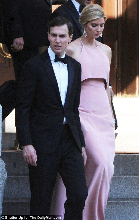 US Treasury Secretary Steven Mnuchin, 54, wed his Scottish actress fiancee Louise Linton, 36, at a lavish ceremony in Washington, DC on Saturday evening.