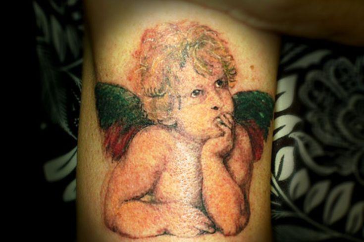 Símbolos de tatuajes: qoph, querubín, Quetzalcóatl y Quimera