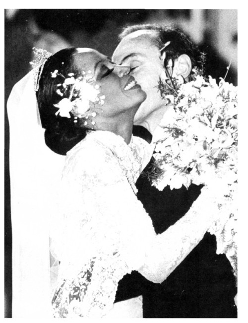 diana ross & arne næss jr. • 1986