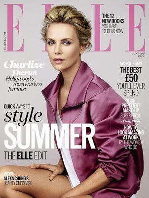 A day in the life of... Me: Charlize Theron is the Epitome of a Fresh-Faced Be...