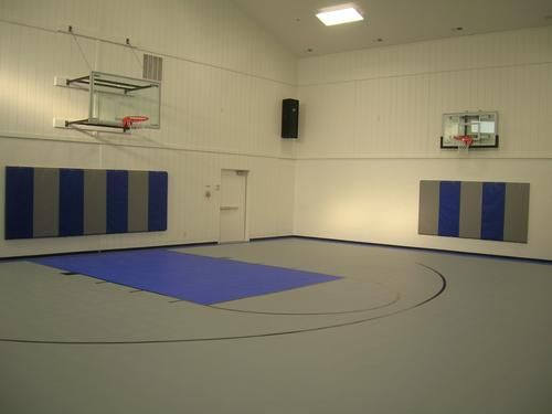24 best build in stages images on pinterest craftsman for Free inside basketball courts