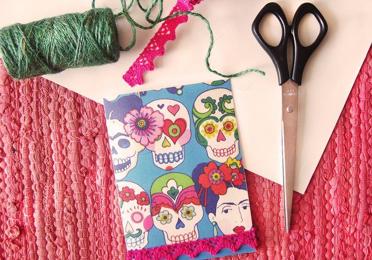 Handmade greeting cards. #handmade #homemade #creative #homestudio #greetingcards #fridakahlo
