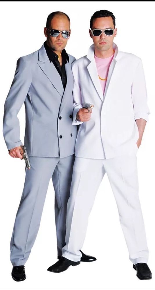 80 39 S Costume Miami Vice White Suit From 43 0 The Scarface Look Book Pinterest 80s Costume