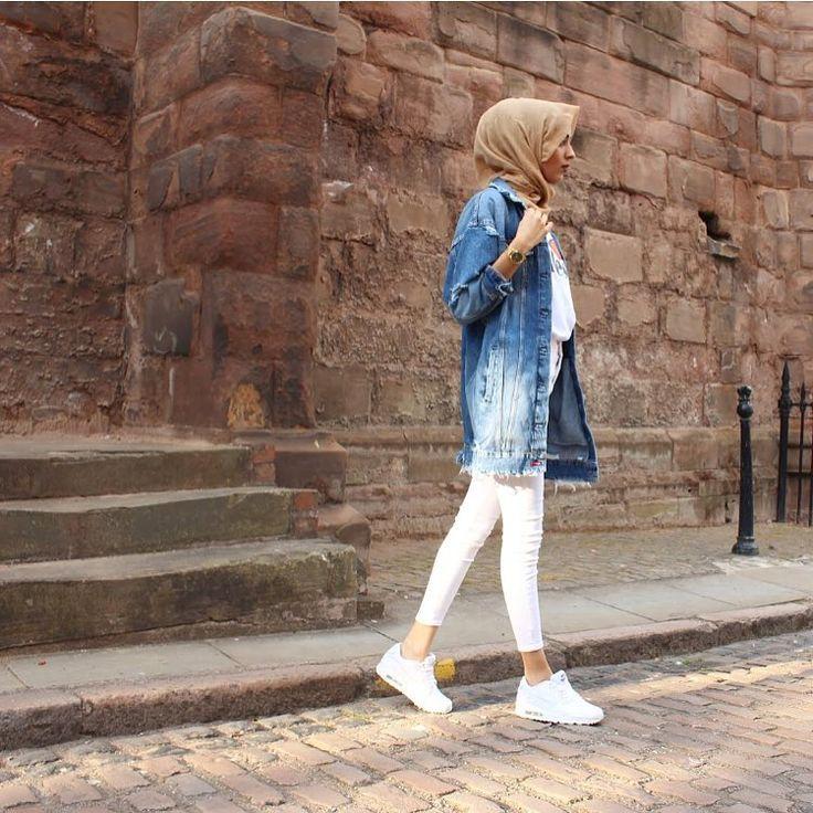 @seimarahman hijab fashion, türbanlı başörtülü kadın modelleri kıyafet giyim…