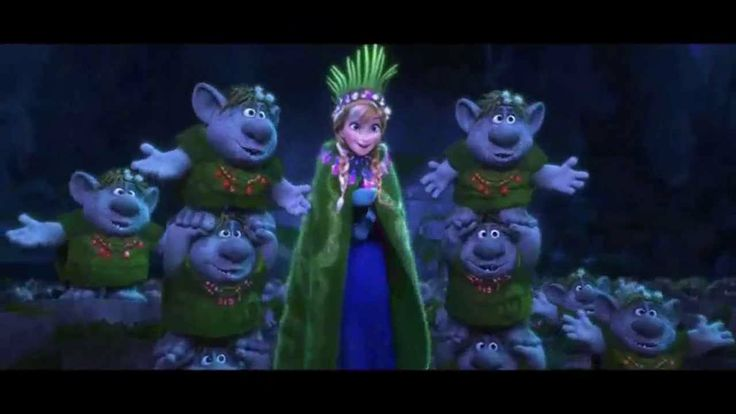 ❅ Frozen - Fixer Upper ( Movie Scene HD) ❅