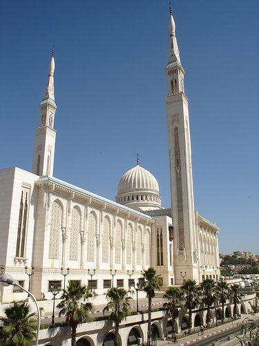 Mosquée Emir Abdelkader  Constantine