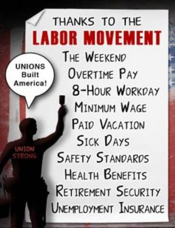 the objectives of the national labor union The office of labor-management standards (olms) of the us department of labor administers and enforces most provisions of the labor-management reporting and disclosure act of 1959 (lmrda) the lmrda primarily promotes union democracy and financial integrity in private sector labor unions through standards for union officer elections and union .