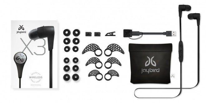 Jaybird lança os novos fones Bluetooth X3, com design mais leve e carga rápida para bateria - Tudocelular.com